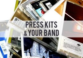 Press Kits & Your Band