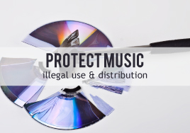 Protecting Your Music from Illegal Use or Distribution