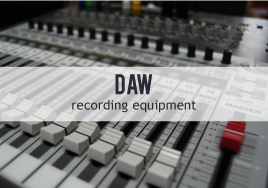 Music Recording Equipment: Digital Audio Workstations