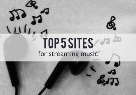 Top 5 Websites for Streaming Your Music
