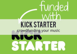 Crowdfunding Your Music with Kickstarter