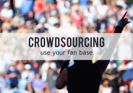 Musicians and Crowdsourcing: Use Your Fan Base