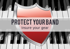 Protect Your Band: Insure Your Gear