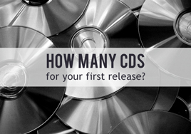 Ordering CDs: How Many Should Your Band Purchase?