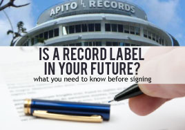 Is A Record Label In Your Future? What You Need To Know Before Signing