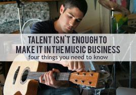 Talent-Music-Business