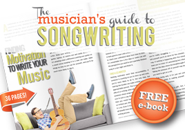 Free songwriting book