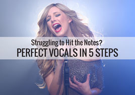 Struggling to Hit the Notes? Perfect Vocals in 5 Steps