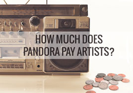 How Much Does Pandora Pay Artists?