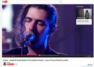 Hozier YouTube