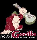 Take Part in the 2017 RedGorilla Music Festival