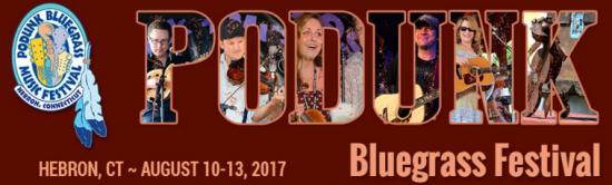 Podunk Bluegrass Festival